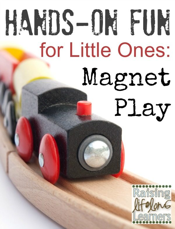 Magnet Play for Little Ones