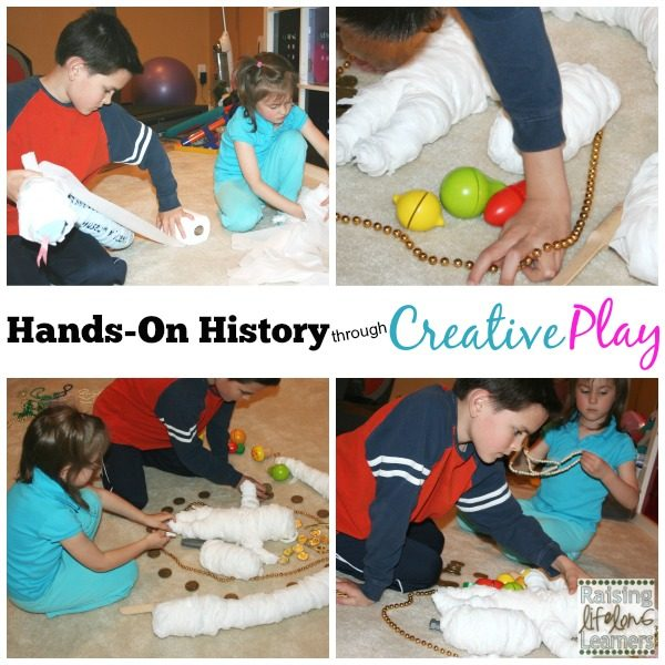 Hands-On History Through Creative Play