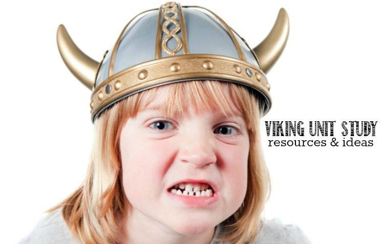 Viking Unit Study Ideas