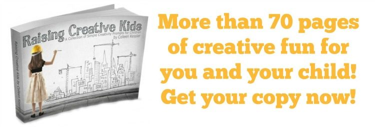 Raising Creative Kids eBook - Buy Now