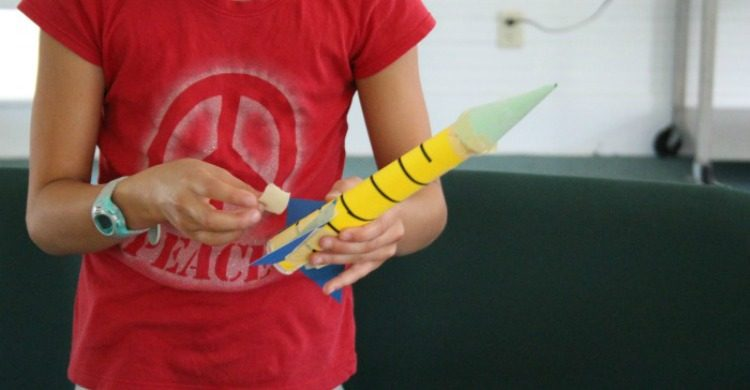 Simple Science For Kids - Film Canister Rockets