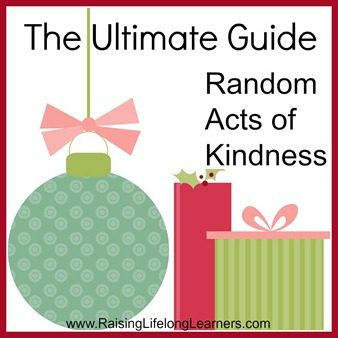 The Ultimate Guide to Random Acts of Kindness