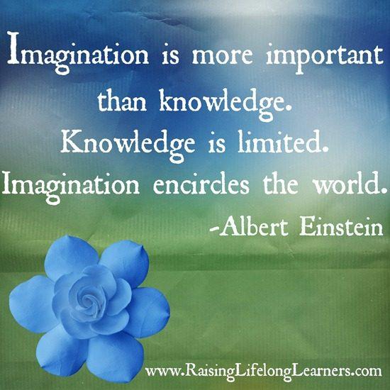 Imagination Encircles the World