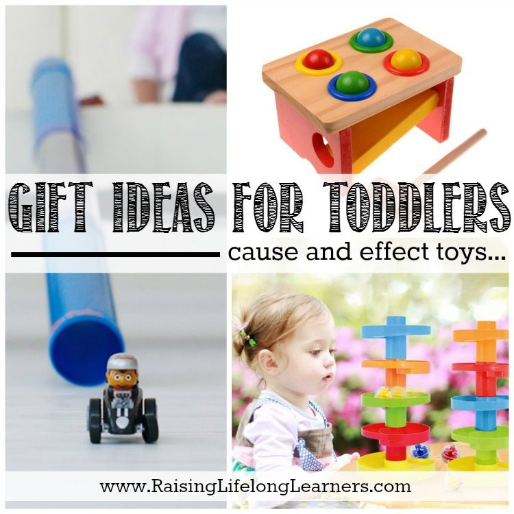 Cause And Effect Toys : Gifts for gifted kids buying toddlers