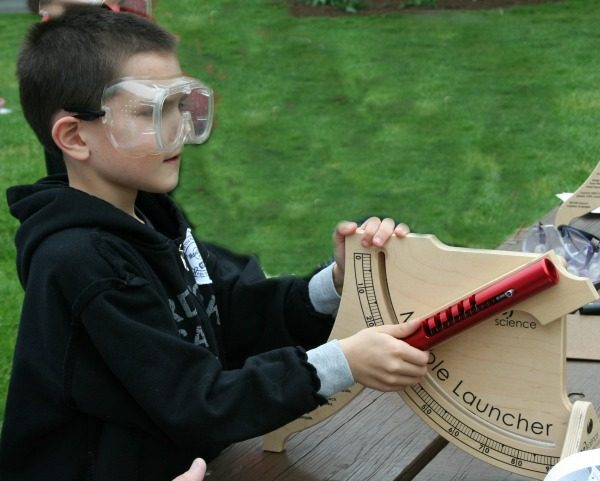 Teaching Science to Gifted KIds at HOme