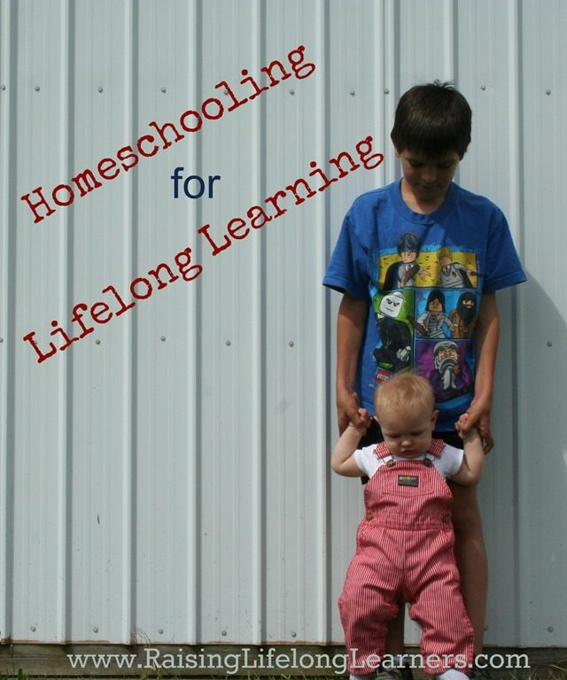 Homeschooling for Lifelong Learning