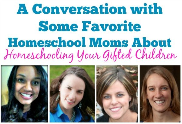 Homeschooling Gifted Children Google Hangout On Air -- A Conversation with Homeschool Moms