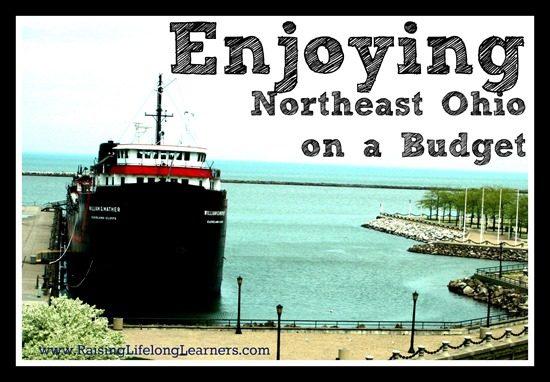 Staycation–Enjoying Northeast Ohio on a Budget