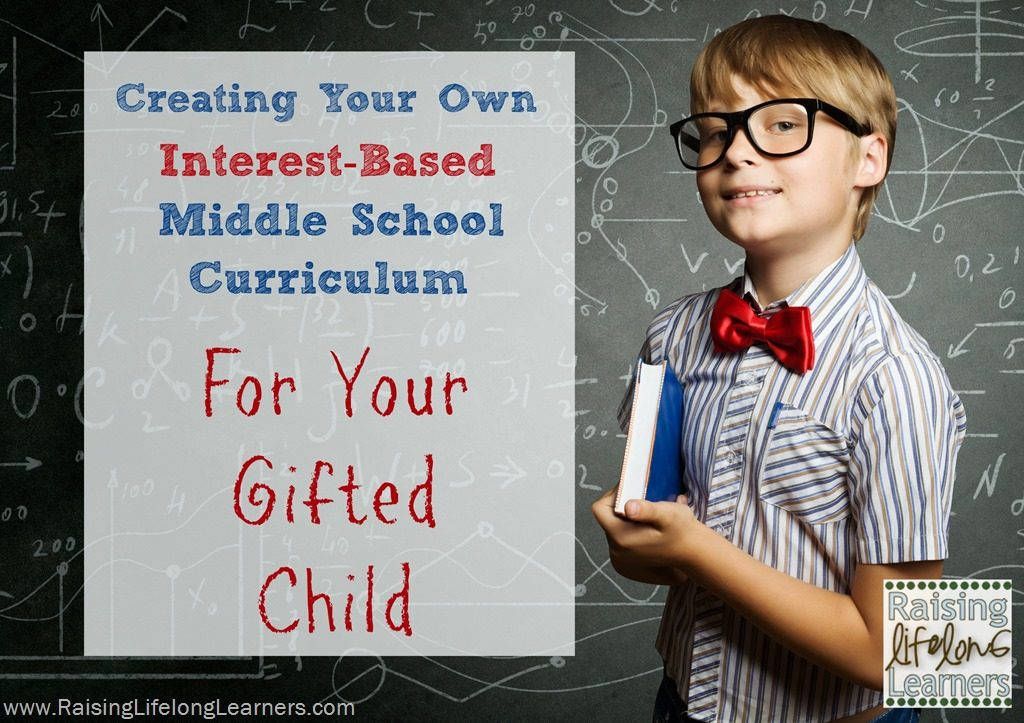 Creating Your Own Interest-Based Middle School Curriculum