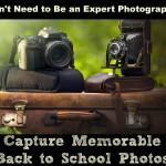 Memorable Back to School Photos via www.RaisingLifelongLearners.com