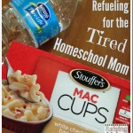 Afternoon Refueling for the Tired Homeschool Mom via www.RaisingLifelongLearners.com