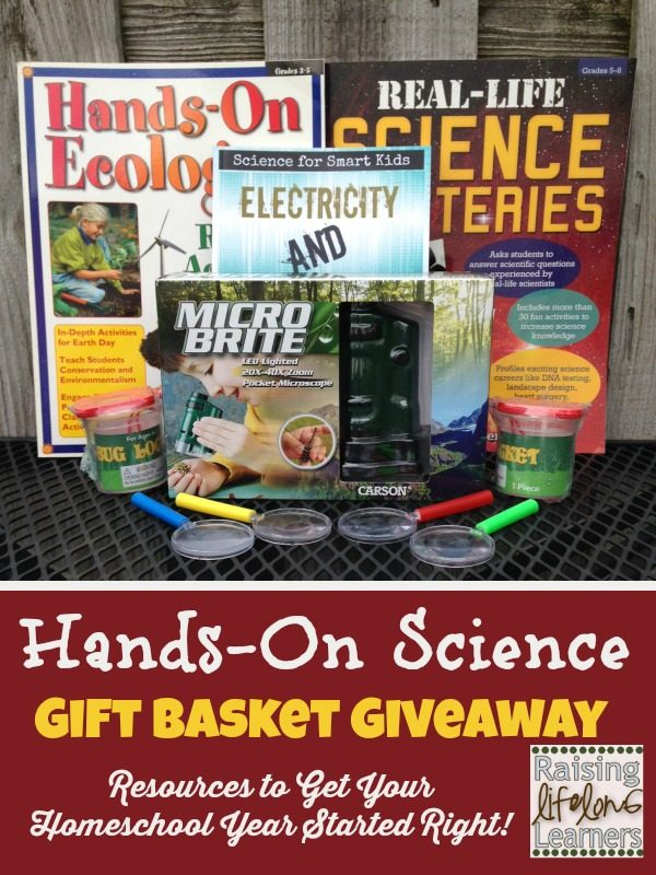 Getting Ready for Back to School with Hands-On Science Fun