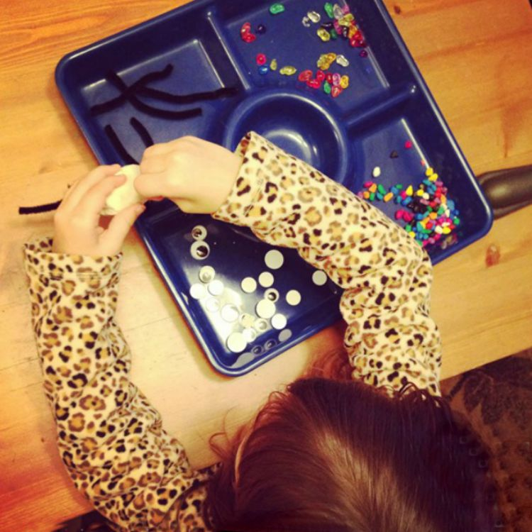 Teaching Preschool at Home #TeachECE
