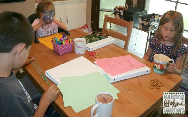 Homeschooling Gifted Kids Interest Based Eclectic Approach via www.RaisingLifelongLearners.com