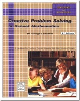 Creative Problem Solving for School Mathematics