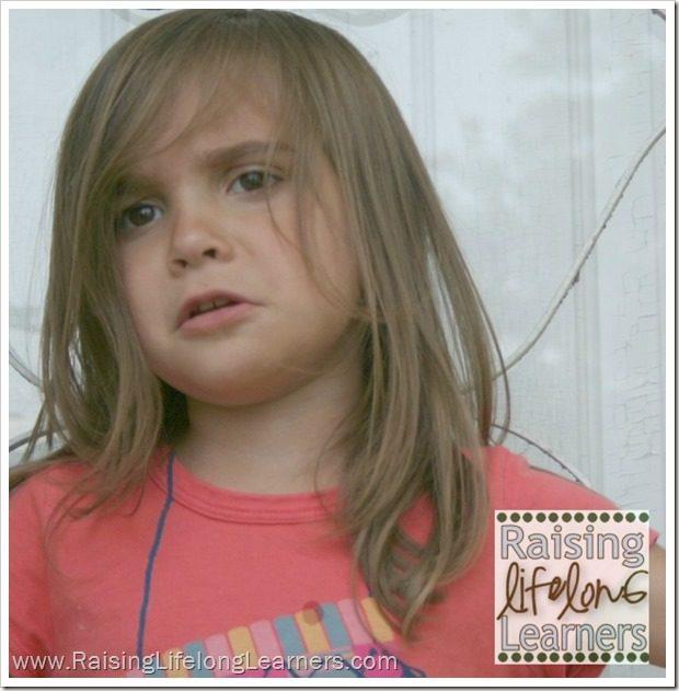 What Does a Gifted Child Look Like? via www.RaisingLifelongLearners.com