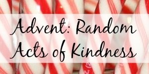 Advent Random Acts of Kindness