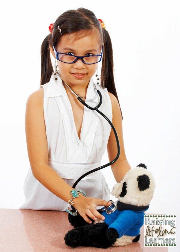 Teaching Kids to Heal Others via www.RaisingLifelongLearners.com