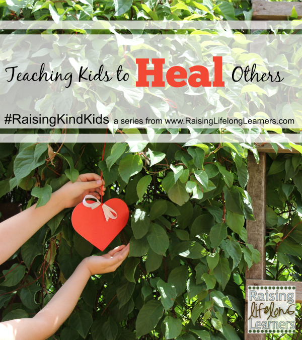 Teaching Kids to Heal Others