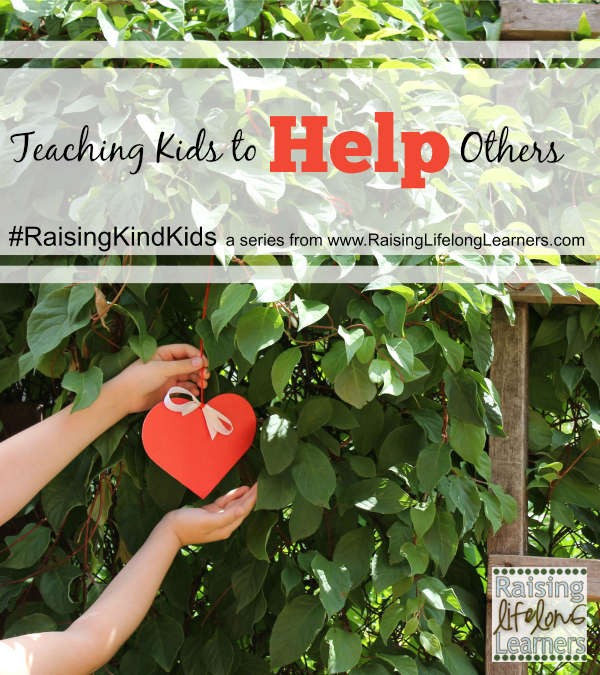 Teaching Kids to Help Others