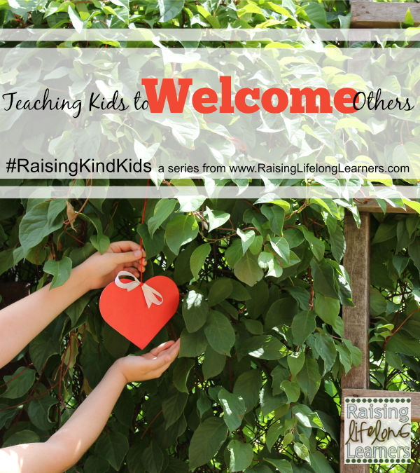 Teaching Kids to Welcome Others