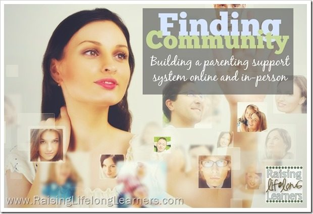 Finding Community Building a Parenting Support System Online and In-Person