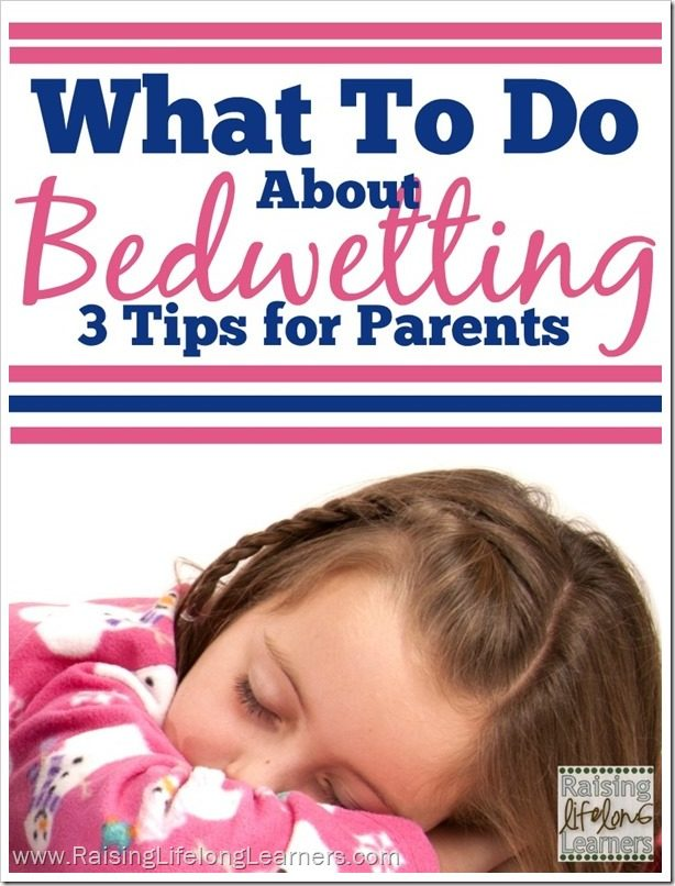 What To Do About Bedwetting