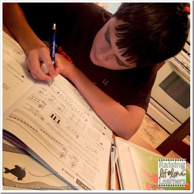 Focusing on Math