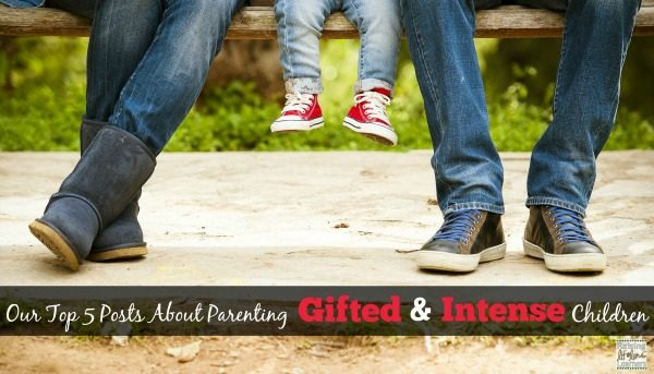 Top Five Gifted and Intense Posts FB