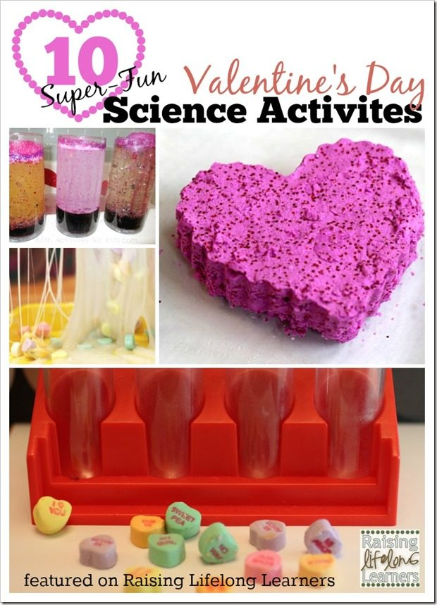 10 Super Fun Valentines Day Science Activities