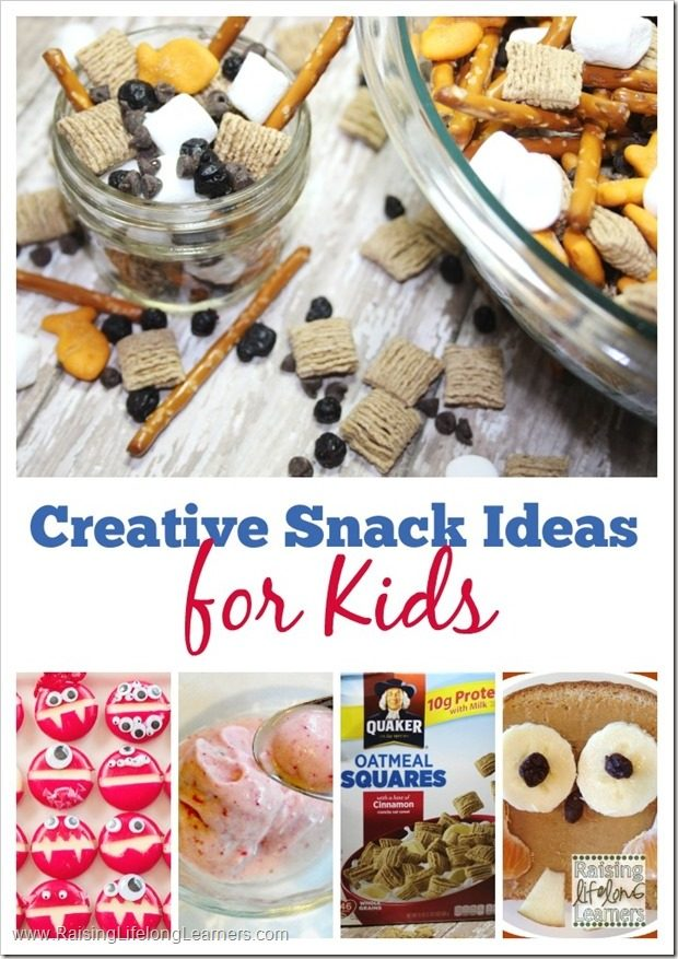 Creative Snack Ideas for Kids