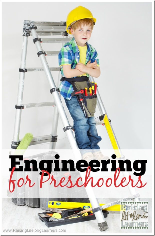 Engineering for Preschoolers