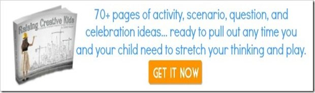 Raising Creative Kids eBook