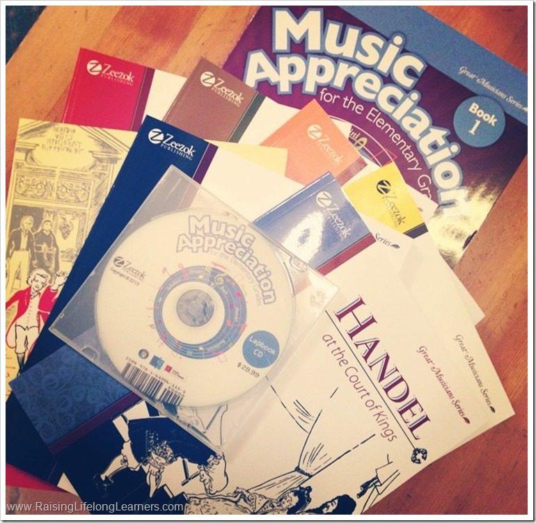 Music Appreciation at Home with Zeezok Music Appreciation Curriculum