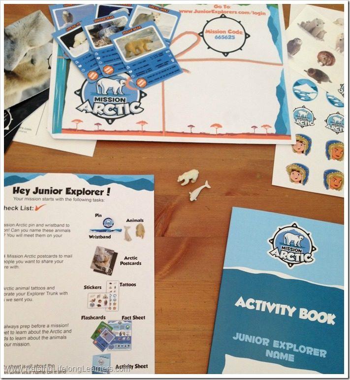 Junior Explorers Animal Science Subscription for Kids