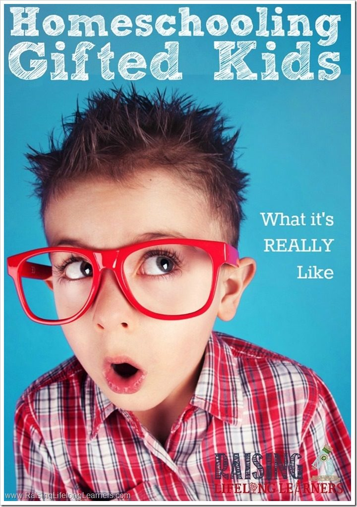 Homeschooling Gifted Kids - What it is REALLY Like