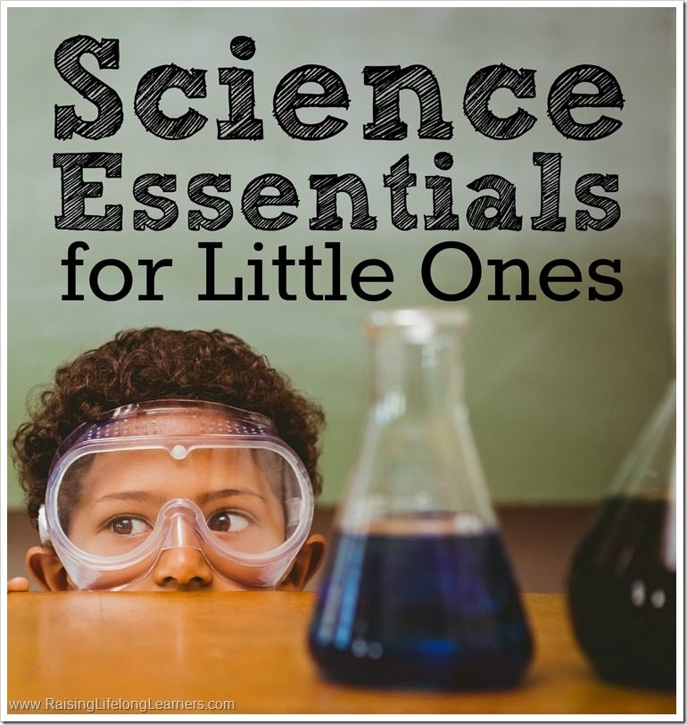 Science Essentials for Little Ones