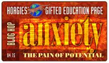 Hoagies Gifted Education Anxiety Blog Hop
