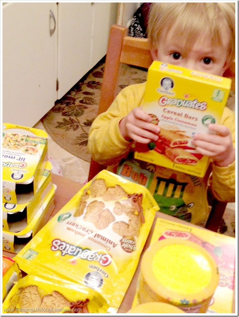 Win Win Snacking for Toddlers