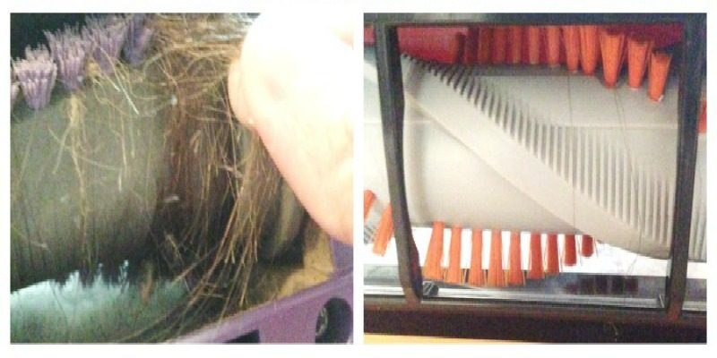 No More Hair Tangles with the Eureka Brushroll Clean™ with SuctionSeal®