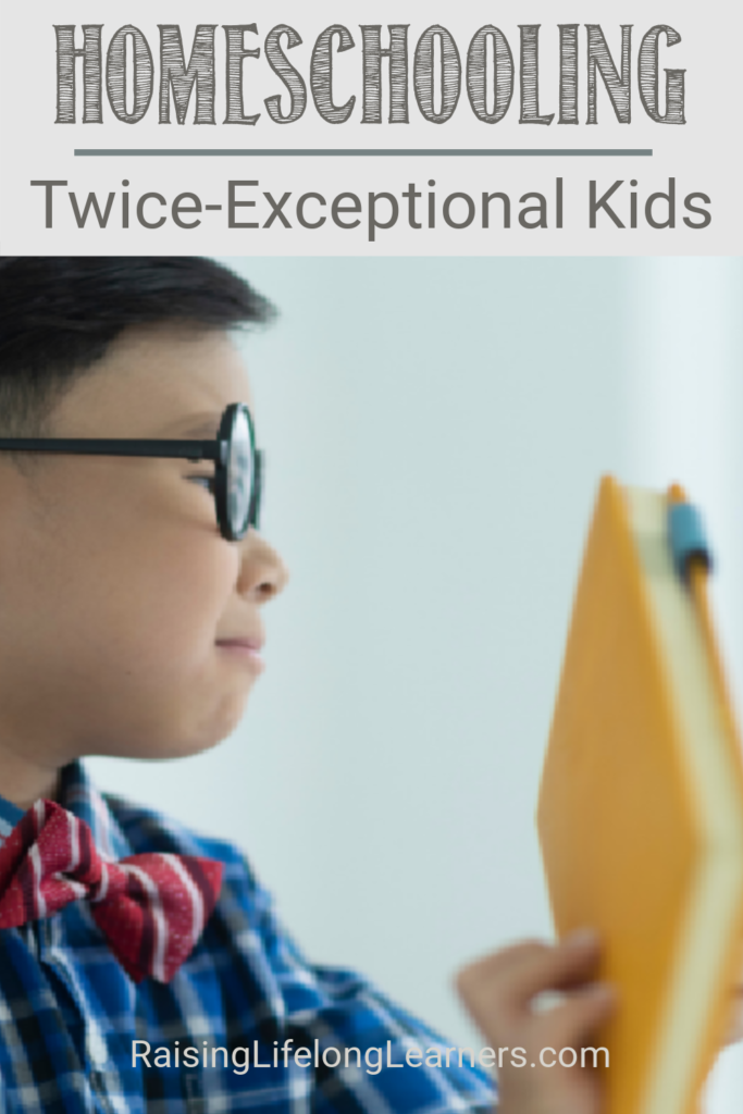 twice exceptional kids