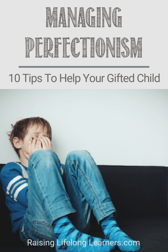 gifted child perfectionism