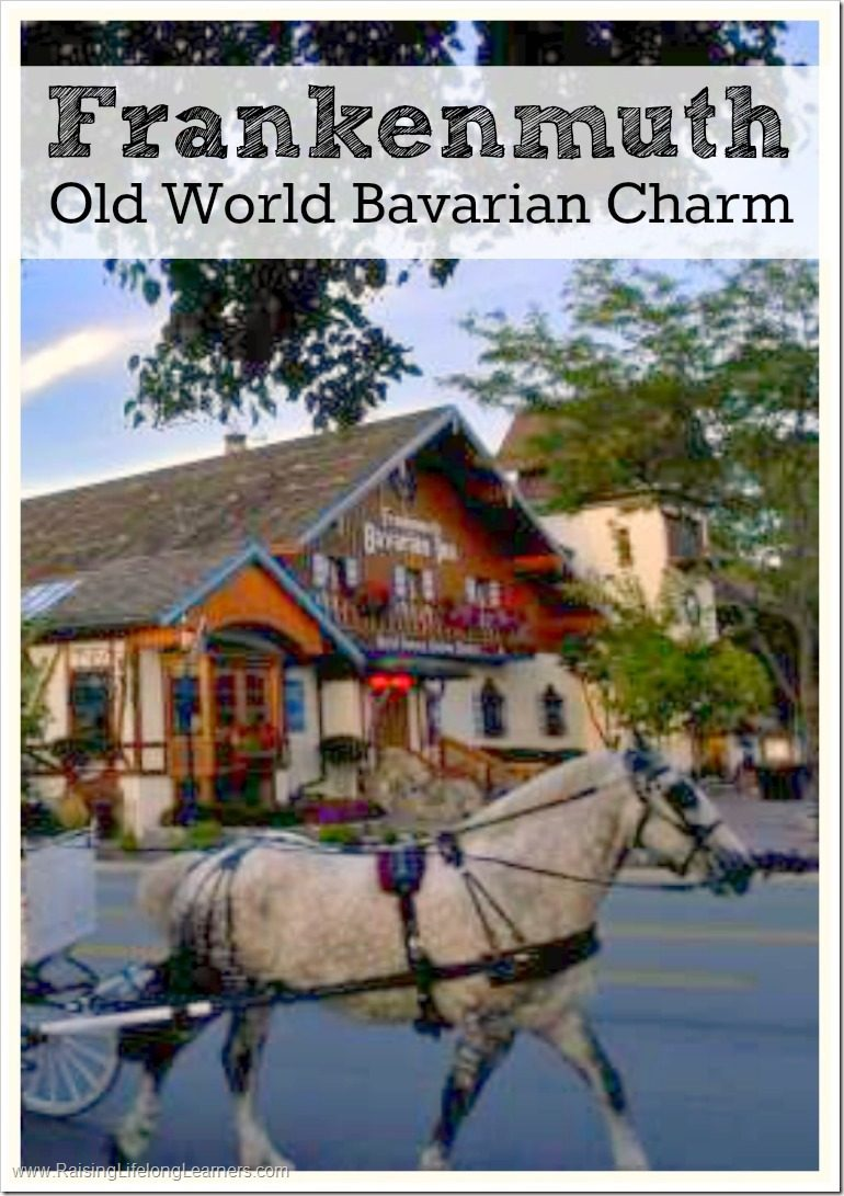 Frankenmuth Michigan - Short Trip for Midwestern Family Fun