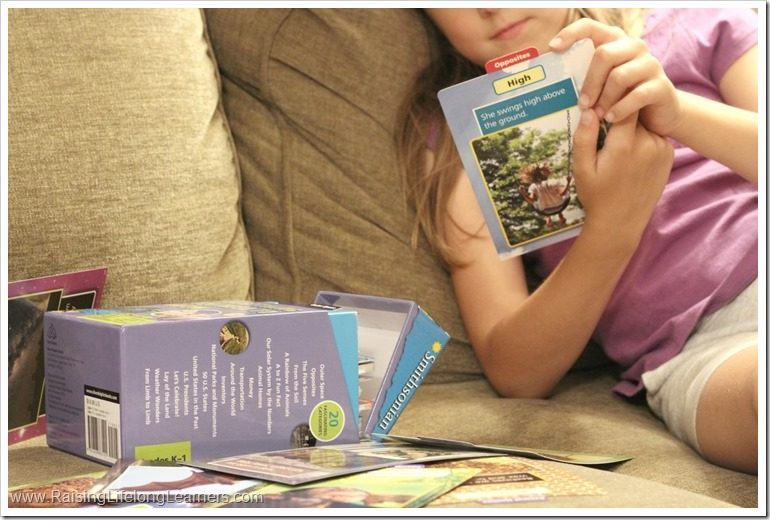 Inspire Independent Learning with Fact Cards #homeschool #ihsnet #gtchat