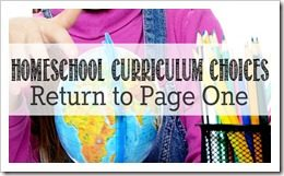 Homeschool Curriculum Choices for 7th grade - 2nd and 3rd Grade - Kindergarten -Preschool Return