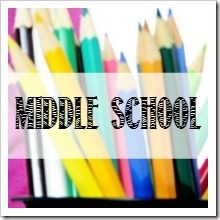 Middle School currciculum choices Square