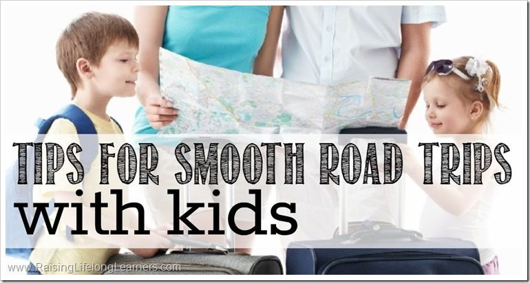 Tips for Smooth Road Trips with Kids #Tips4Trips #FamilyMobile #ad
