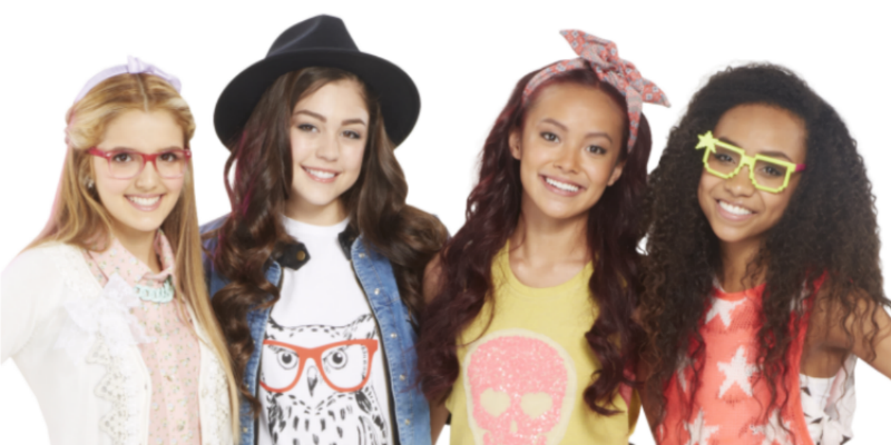 Being A STEAM Smart Girl is Cool | Watch Project MC2 on Netflix