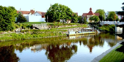 Visiting Frankenmuth Michigan with Kids