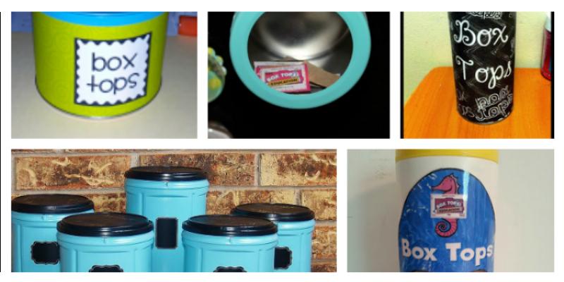Fun Box Top Storage Ideas